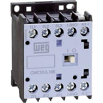 Contactor 1 pc(s) CWC012-10-30D24 WEG 3 makers 5.5