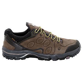 Jack Wolfskin Mens Altiplano primer zapato bajo