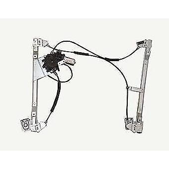 Front Right Electric Window Regulator (with motor) for VW POLO van (6NF) 1994-1999