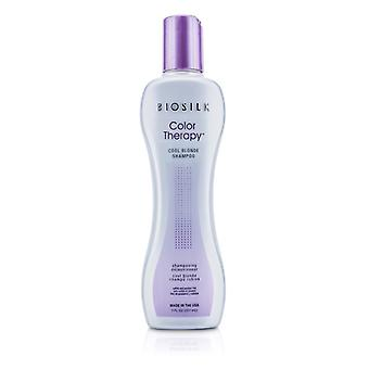 BioSilk färg terapi Cool blond schampo 207ml / 7oz