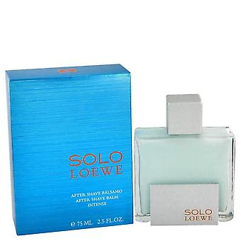 Solo Intense After Shave Balm By Loewe
