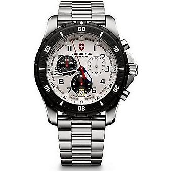 Victorinox mens watch Timeproof Maverick sport chronograph 241681