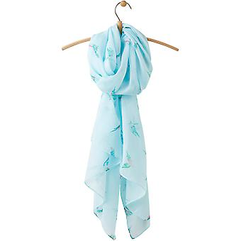 Joules Womens/Ladies Wensley Longline Lightweight Woven Fashion Scarf