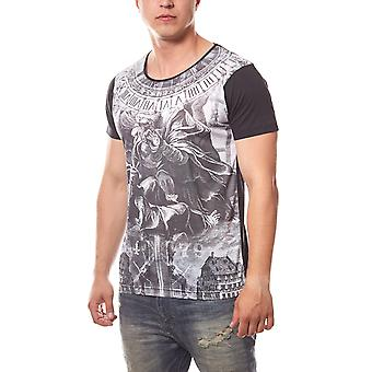 T-Shirt men's RUSTY NEAL black