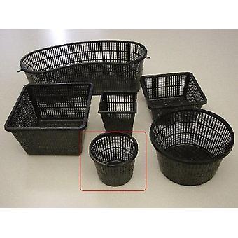 Superfish Deep Round Plant Basket Size: 8