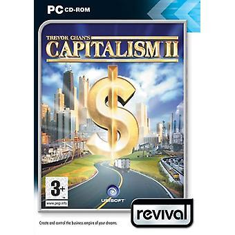 Trevor Chans Capitalism II (PC)
