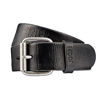 JOOP! Bälten mäns bälten läder bälte svart 3362
