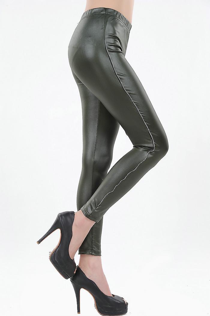 Waooh - Fashion - Gamaschen-Stil mit Reißverschluss