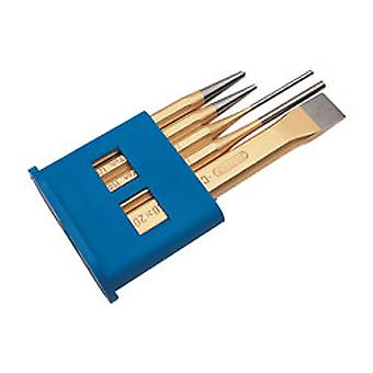 Draper 5Hb Expert 5 Piece Chisel And Punch Set