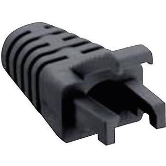Lumberg 2532 01 2532 01 Bend Protection - RJ45 RJ45 Black