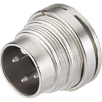Binder 09-0323-80-06 Series 682 Miniature Circular Connector Nominal current (details): 5 A Number of pins: 6 DIN
