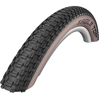 SCHWALBE table top performance (yonas) bicycle tyres / / 57-559 (26 x 2, 25″ Pinback)