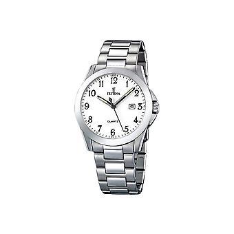 FESTINA - men's watch - F16376/1 - classical music - classical music
