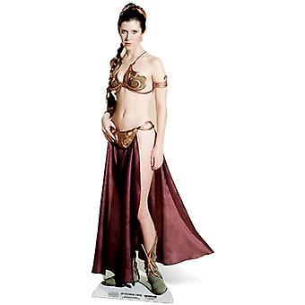 Leia Gold Bikini Palace Slave Girl