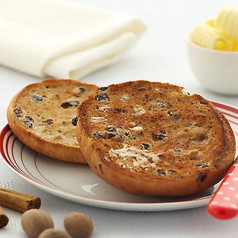 Kara eingefroren MK4 gewürzt Obst Kuchen 4 Zoll