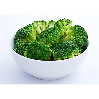 Land Auswahl gefrorenen Brokkoli