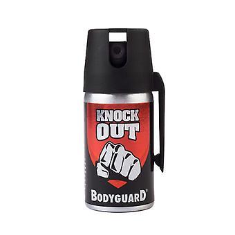 Bodyguard Knock Out v. 2, Blinds en kleur-rood