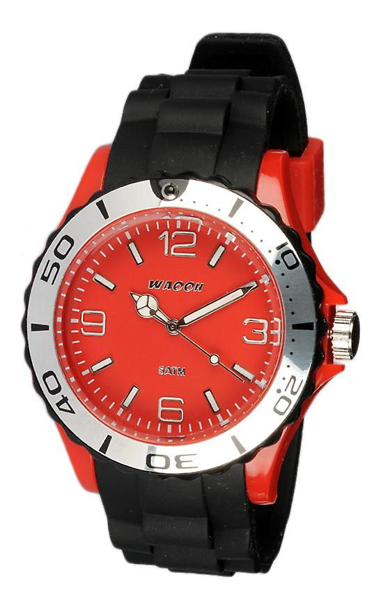 Waooh - Watch Silicone Bicolor