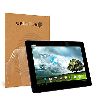 Celicious Vivid Invisible Glossy HD Screen Protector Film Compatible with Asus Transformer Pad Infinity TF700T [Pack of 2]