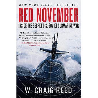 Czerwony lis - wewnątrz tajna wojna amerykańsko radzieckich okrętów podwodnych przez W. Craig