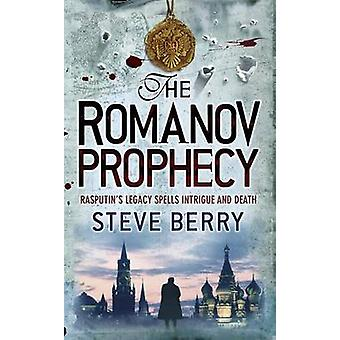 The Romanov Prophecy by Steve Berry - 9780340899311 Book