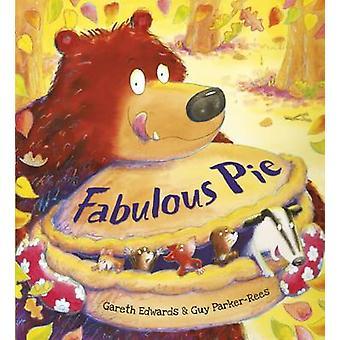 Buchen Sie fabelhafte Kuchen von Gareth Edwards - Guy Parker-Rees - 9781407131467