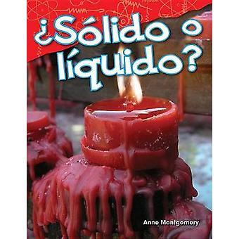 Solido O Liquido? (Fast eller flytande?) (Spansk Version) (Dagis)