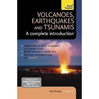 Tulivuoret - maanjäristysten ja tsunamien - täydellinen johdanto - opettaa