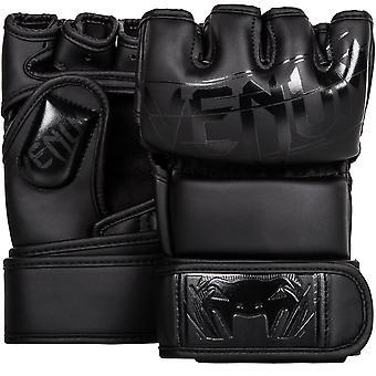 Venum Undisputed 2.0 MMA Gloves Matte Black