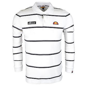 Ellesse Maffio lange mouw wit Rugby Top