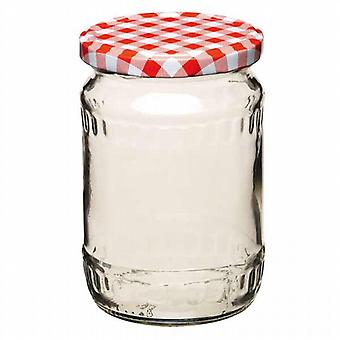 Preserving Jars - 580ml (20oz)