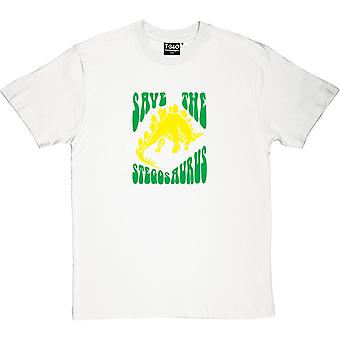 Save The Stegosaurus Men's T-Shirt