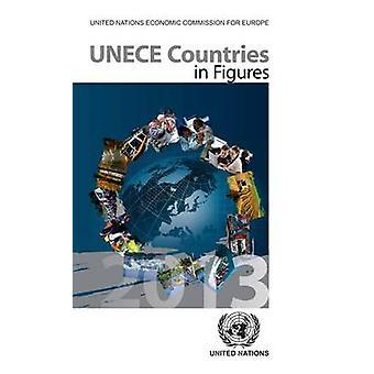 Pays de la CEE en 2013 de chiffres par ONU - livre 9789211170924