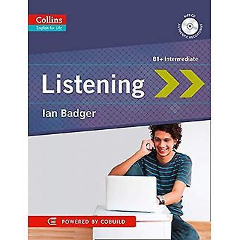 Collins engelska för livet: lyssnande B1 + (Collins allmänna färdigheter)