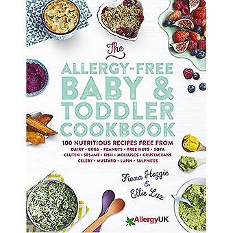 Le bébé sans allergie & Toddler Cookbook