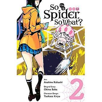 Então sou uma aranha, e daí?, Vol. 2 (mangá)