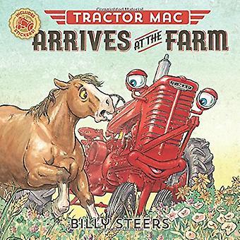 Tractor Mac llega a la granja