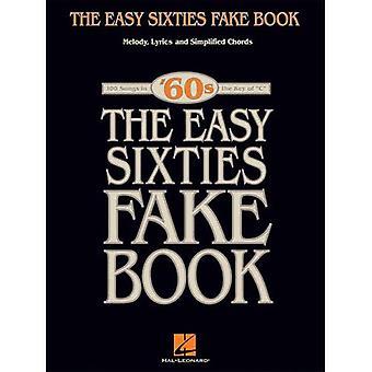 Anni sessanta facili Fake Book (libri finti)