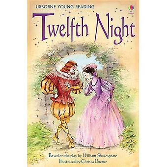 Wieczór Trzech Króli (młody czytania (seria 2))