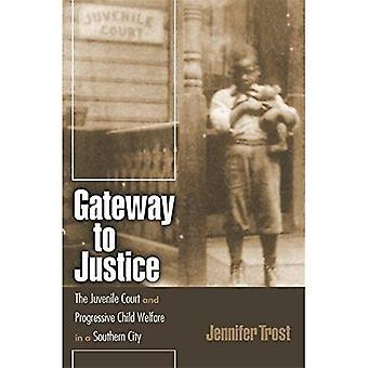 Porte d'entrée à la Justice
