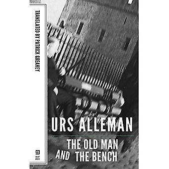 Le vieil homme et le banc: un roman (littérature Suisse série)