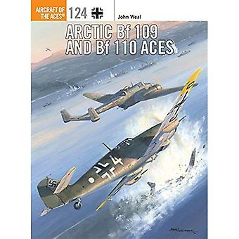 Arctic Bf 109 and Bf 110 Aces - Aircraft of the Aces 124