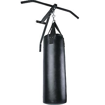 Barre de traction avec sac de frappe punching-ball boxe sport fitness musculation 19 kg 83 cm 0701003