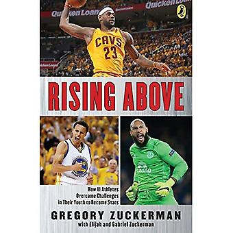 Rising Above: How 11 Athletes Overcame Challenges� in Their Youth to Become Stars