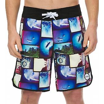 Boel Mid Length Board Shorts
