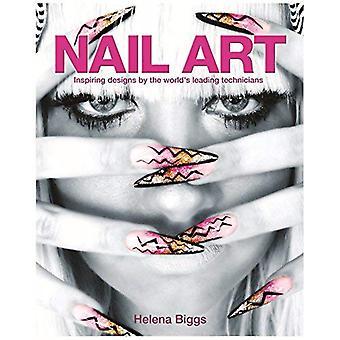 Nail Art: Ispirando disegni il mondo di tecnici più importanti