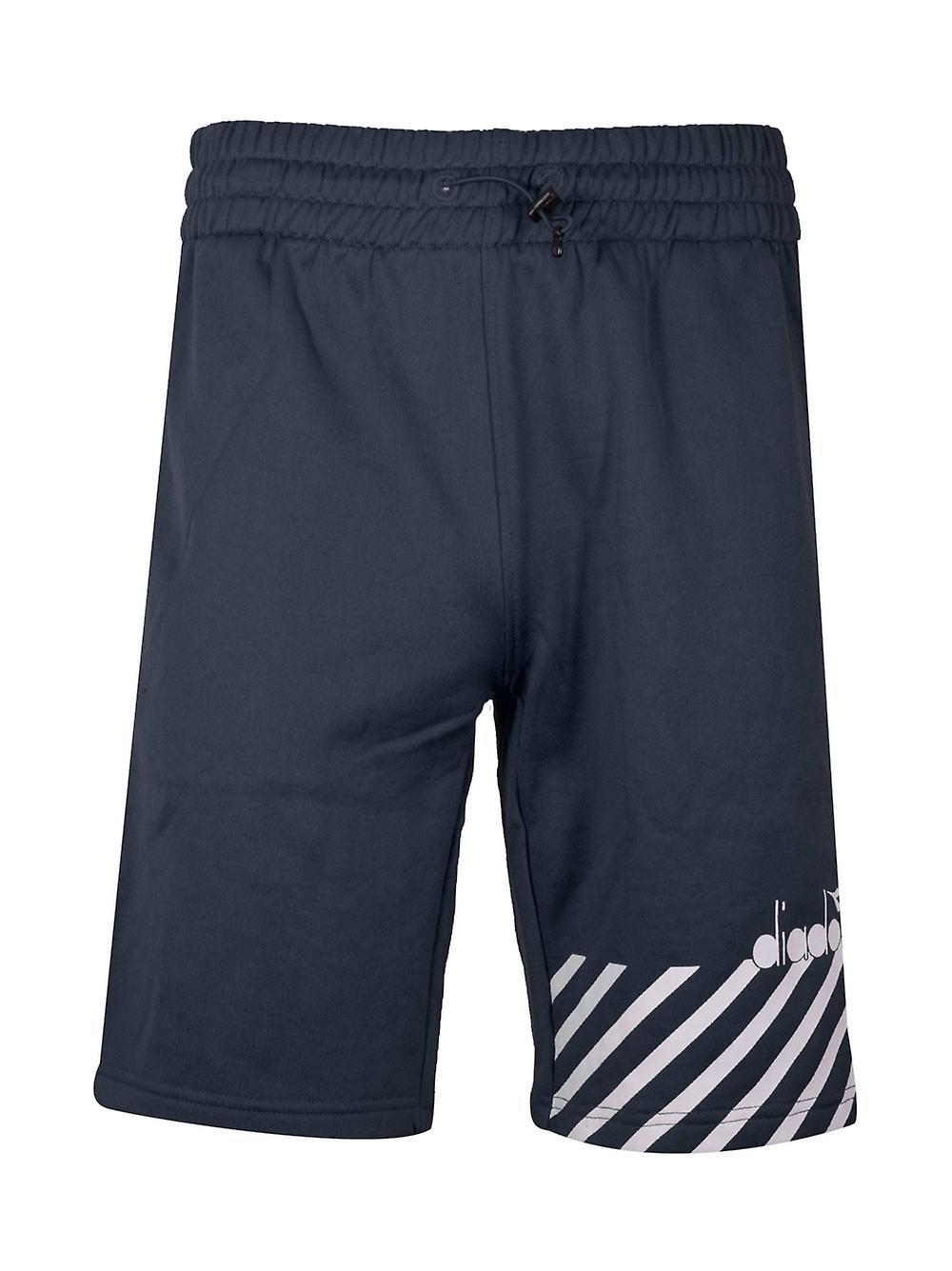 Diadora Diadora Navy Shorts Polyester