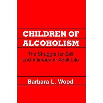 Kinderen van alcoholisme door hout