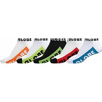Globe Multi Brights Ankle Socks - Multi