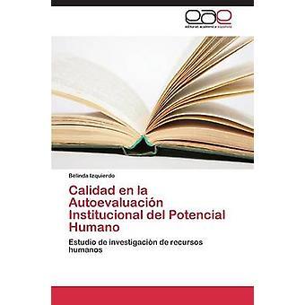 Calidad En La Cuestionario_autoevaluacion Institucional del Potencial Humano da Izquierdo Belinda